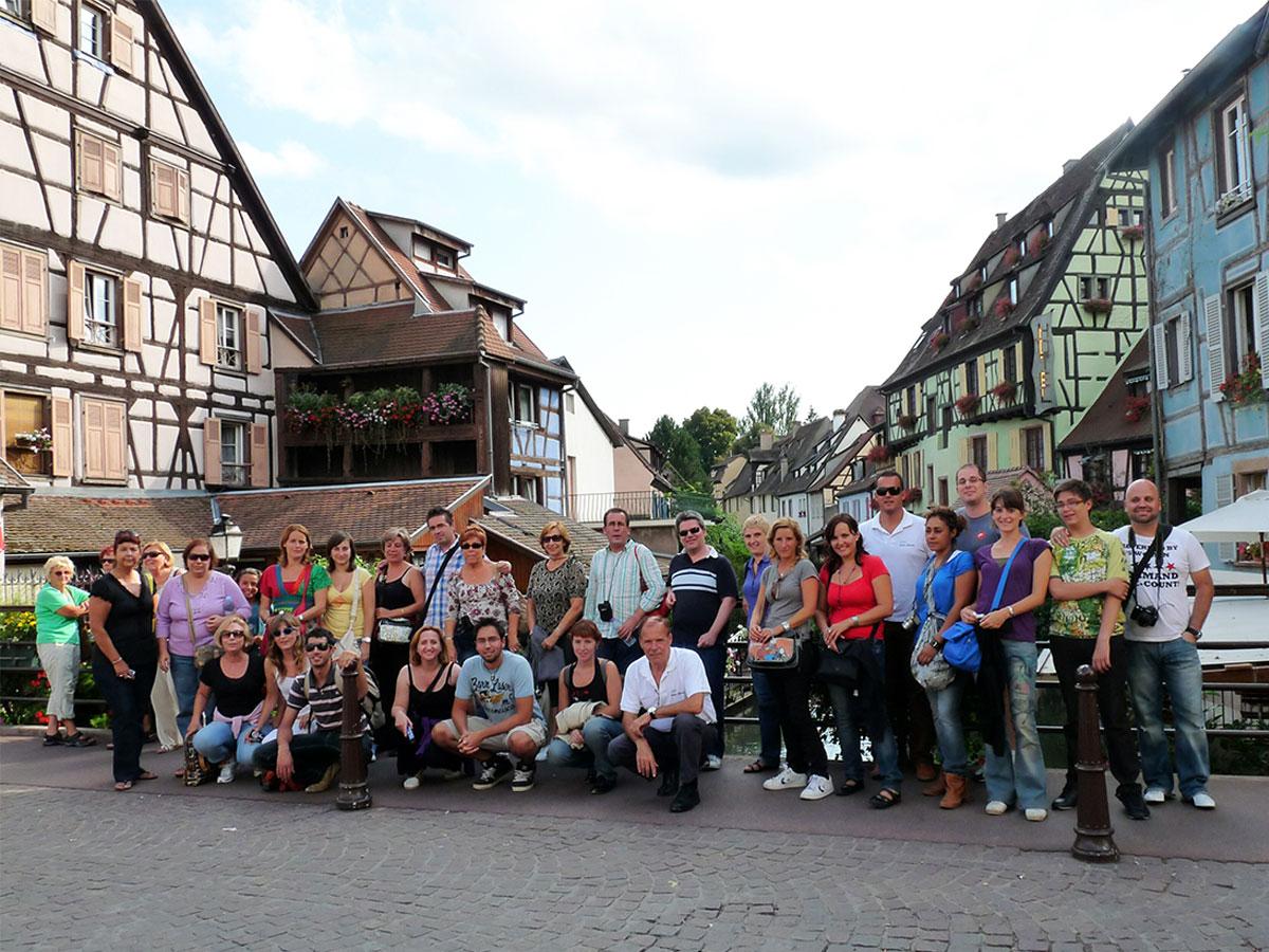 viajes en grupo desde valencia